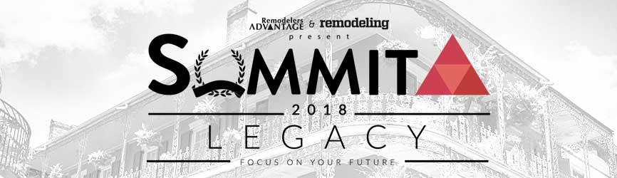 2018 Remodelers Summit