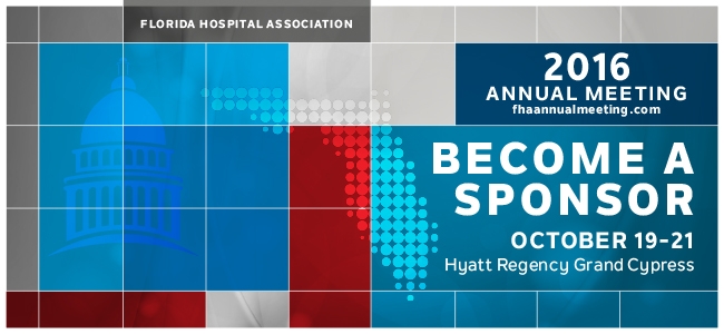 Become A Sponsor: FHA Annual Meeting