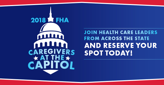 2018 FHA Caregivers at the Capitol