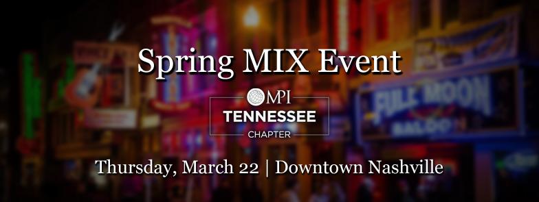 Spring MIX Event