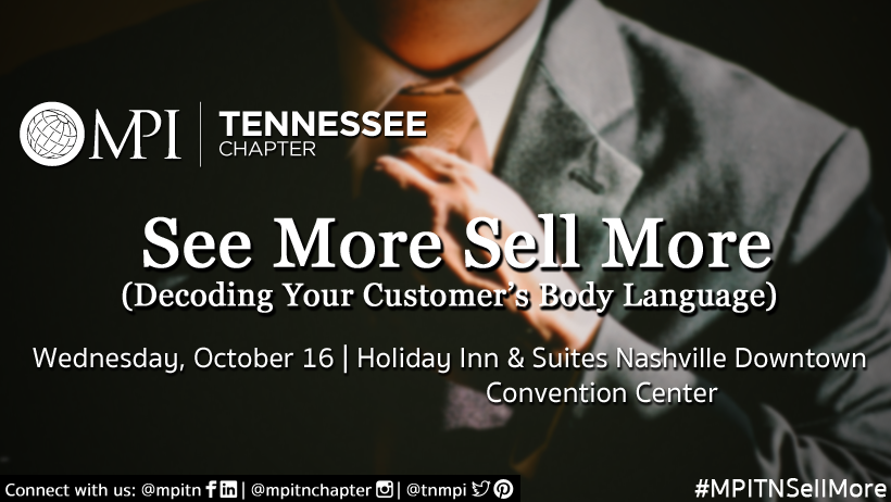 See More Sell More (Decoding Your Customer's Body Language)