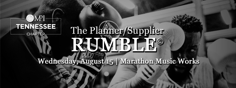 Planner/Supplier RUMBLE!©