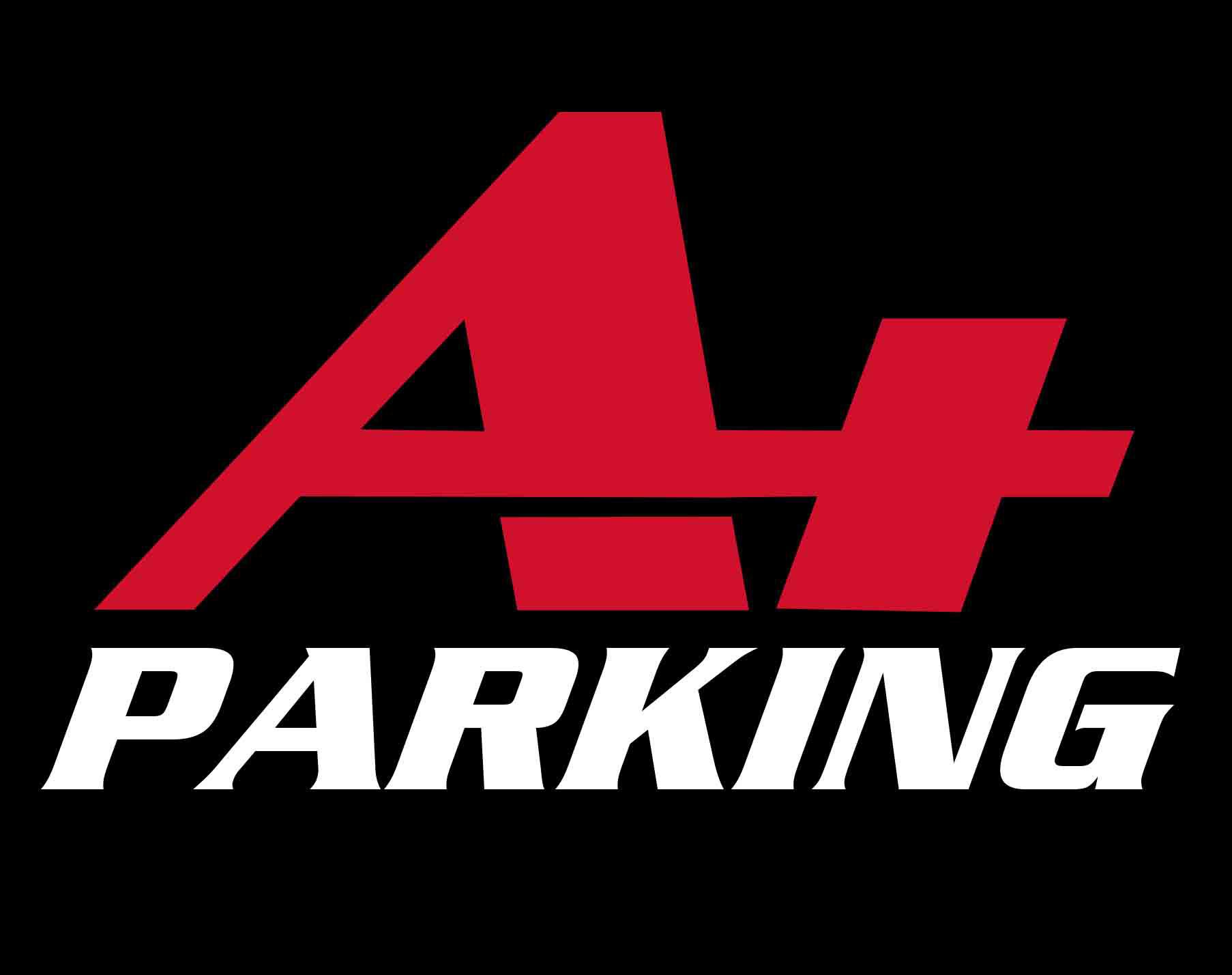 a+ Parking logo