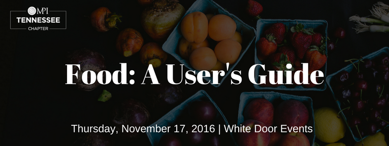 FOOD: A User's Guide