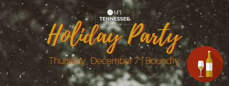 MPI Tennessee Annual Holiday Party