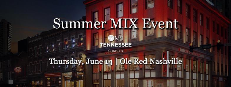 Summer MIX Event