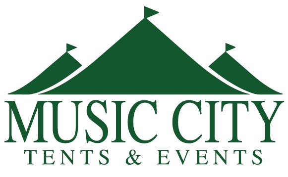 Music City Tents Logo