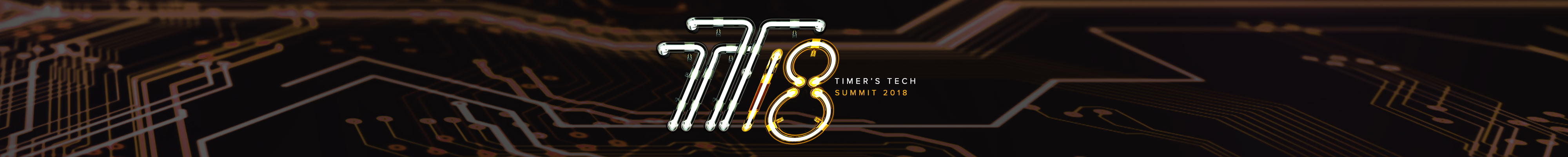 Timer's Tech Summit 2018