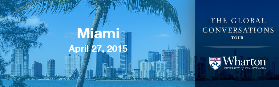 Global Conversations - Miami