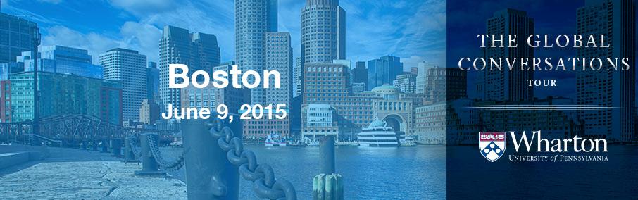 Global Conversations - Boston