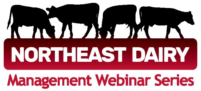 Northeast Dairy Management Webinar Series