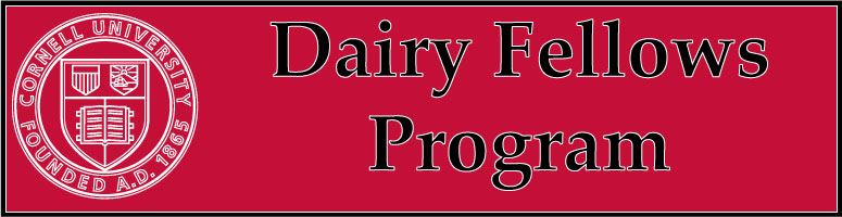 2011-2012 Dairy Fellows Gift