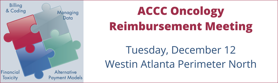 Oncology Reimbursement Meeting - Atlanta, GA