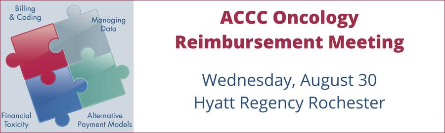 Oncology Reimbursement Meeting - Rochester, NY