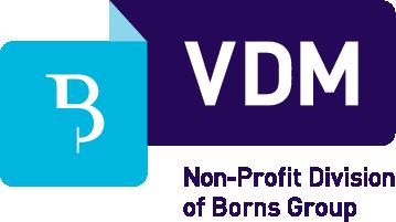 Borns Group VDM Logo 2c