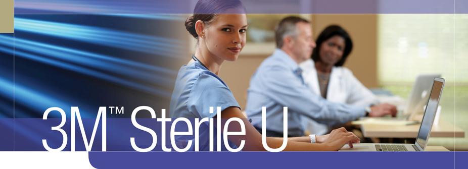 3M(TM) Sterile U 2012 Webinars