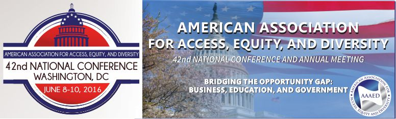 2016 AAAED National Conference & Annual Meeting
