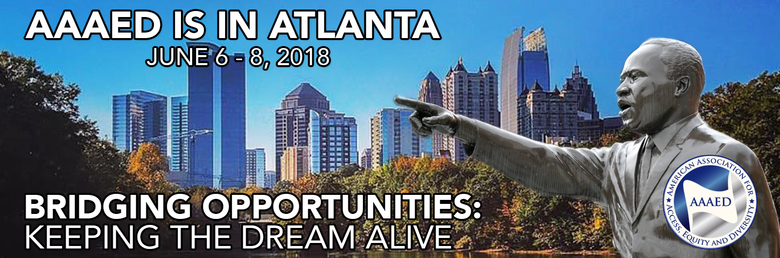 AAAED 2018 Annual Conference & Member Meeting