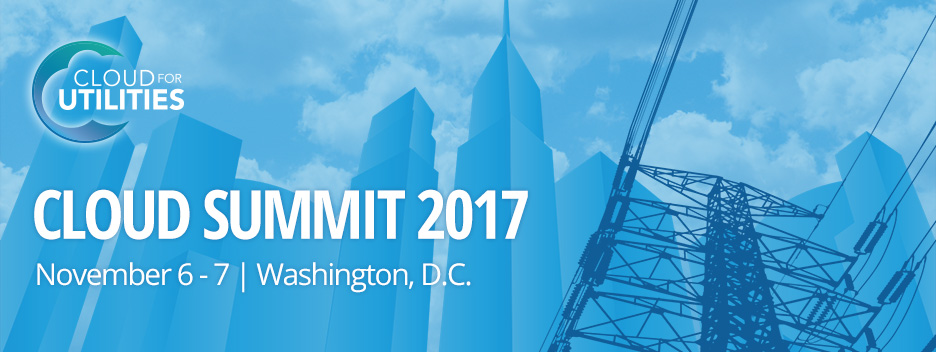 Cloud for Utilities Summit 2017