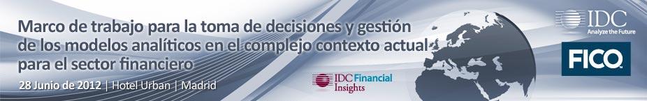 Marco de trabajo para la toma de decisiones y gestión de los modelos analíticos en el complejo contexto actual para el sector financiero