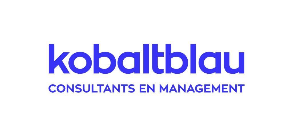 logo - Kobaltblau