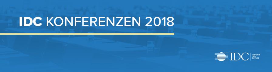 Neujahrsgrüße IDC - Germany and Switzerland 2018