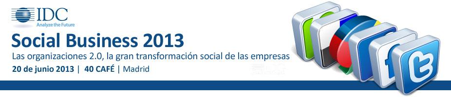 Social Business 2013