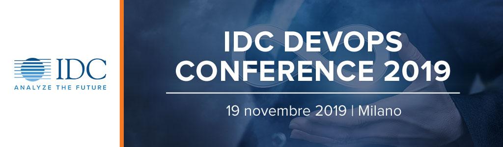 IDC DevOps Conference 2019