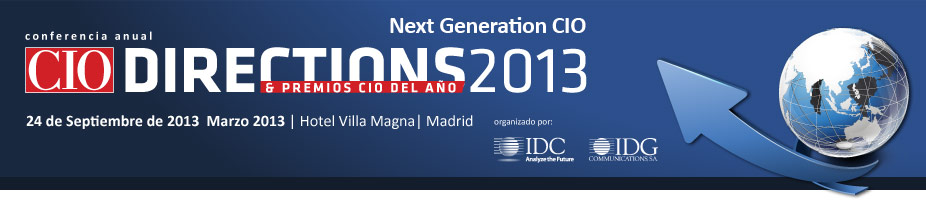 CIO DIRECTIONS 2013