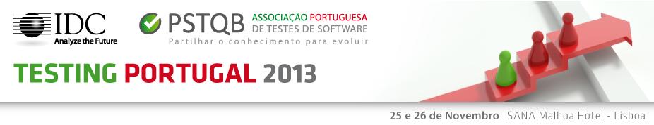 Testing Portugal 2013