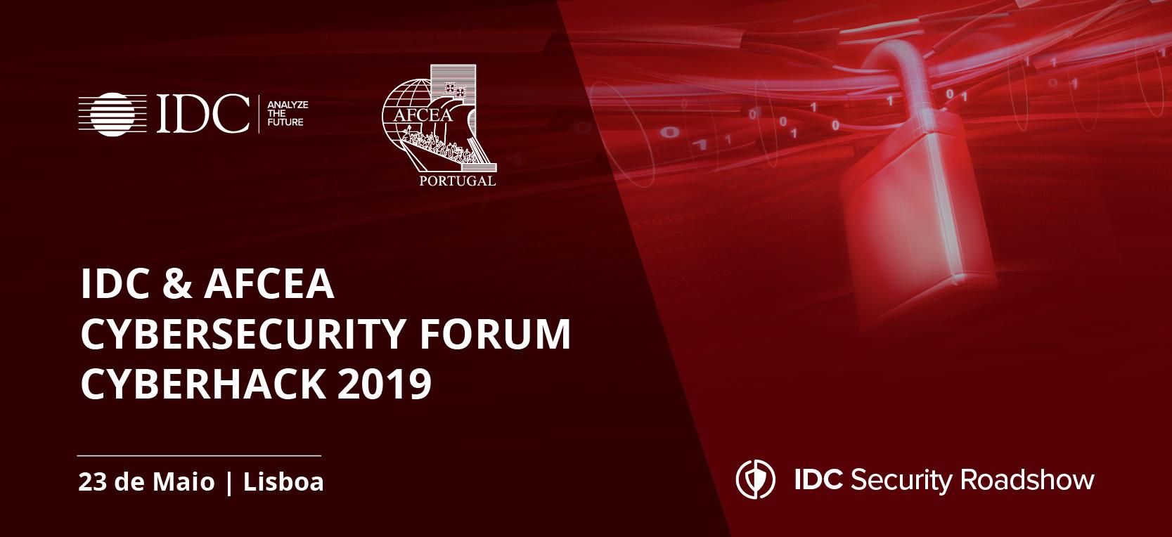 IDC & AFCEA CYBERSECURITY FORUM CYBERHACK 2019