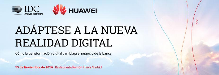IDC Huawei Executive Lunch Madrid