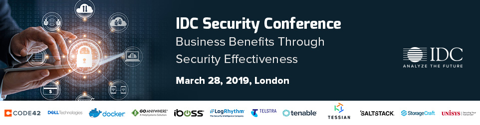 IDC's Security Conference 2019