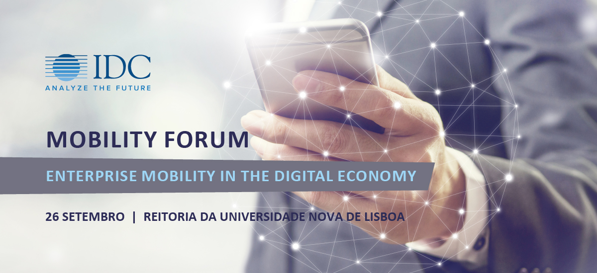 IDC Mobility Forum 2017