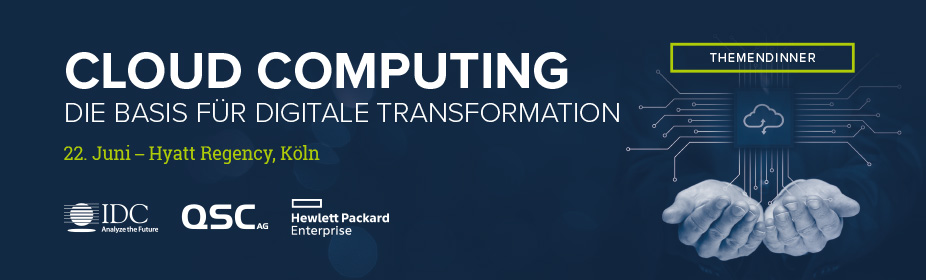 IDC, HPE & QSC Roundtable - Germany
