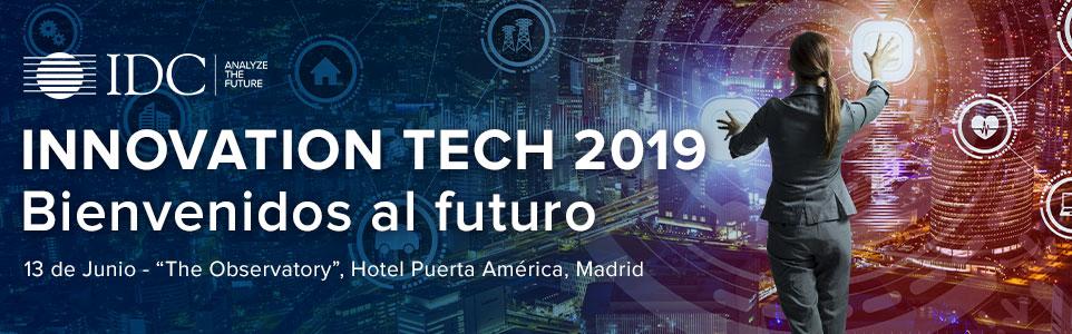 IDC INNOVATION TECH 2019 Spain