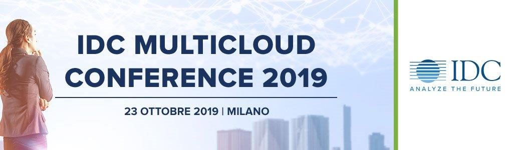 IDC Multicloud Conference 2019