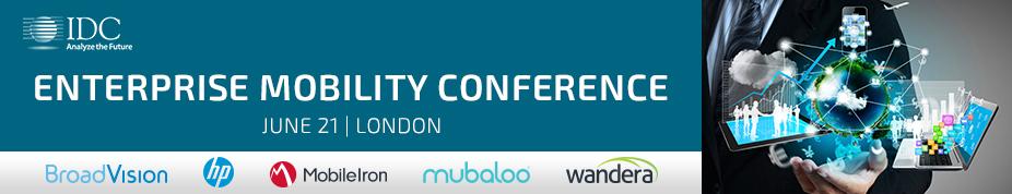 IDC's Enterprise Mobility Conference 2016