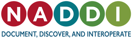 2016 North American Data Documentation Initiative Conference (NADDI)