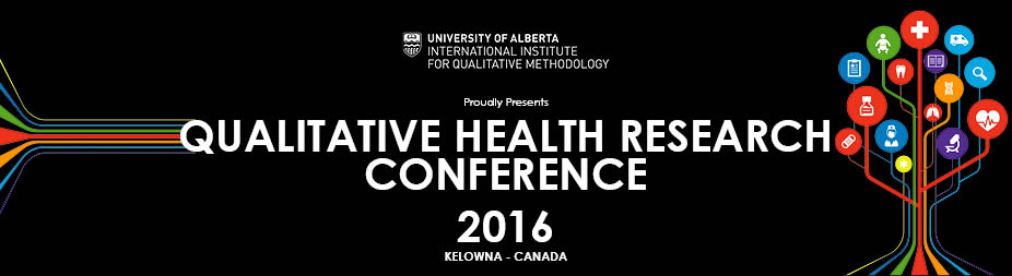 22nd Qualitative Health Research Conference