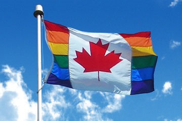 Canada Pride Flag