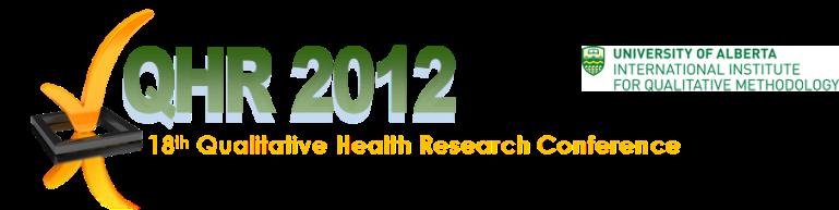 QHR 2012 Header