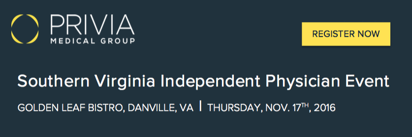 Danville Independent Physician Event