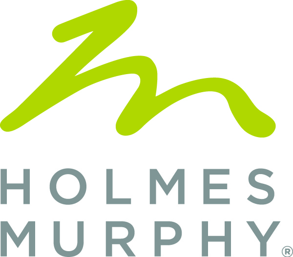 HolmesMurphy_Logo_Green_Gray_C