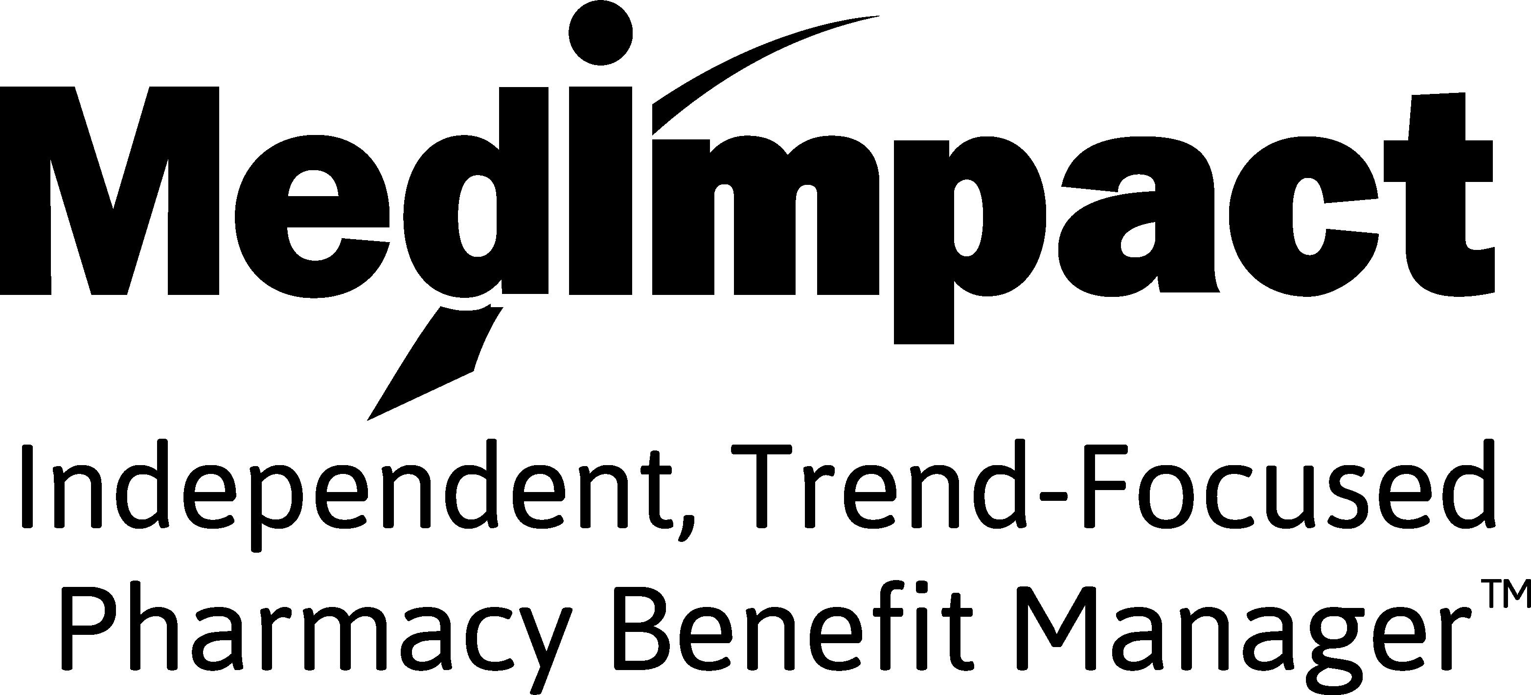 MedImpact Logo Tagline