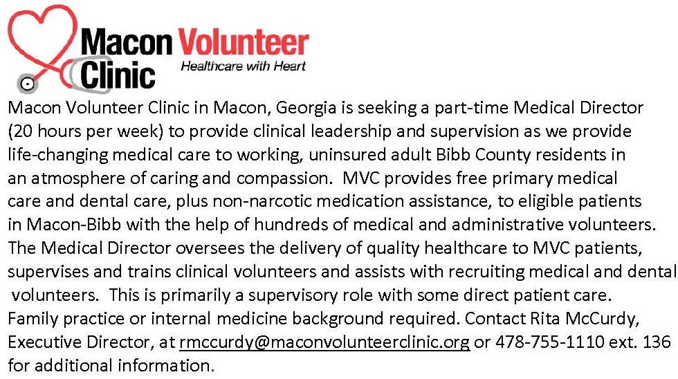 Macon Volunteer Clinic