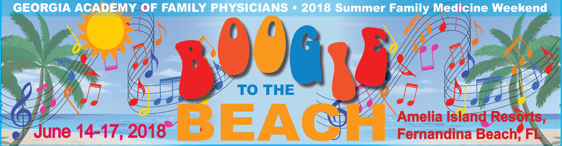 2018 Summer CME Family Medicine Weekend
