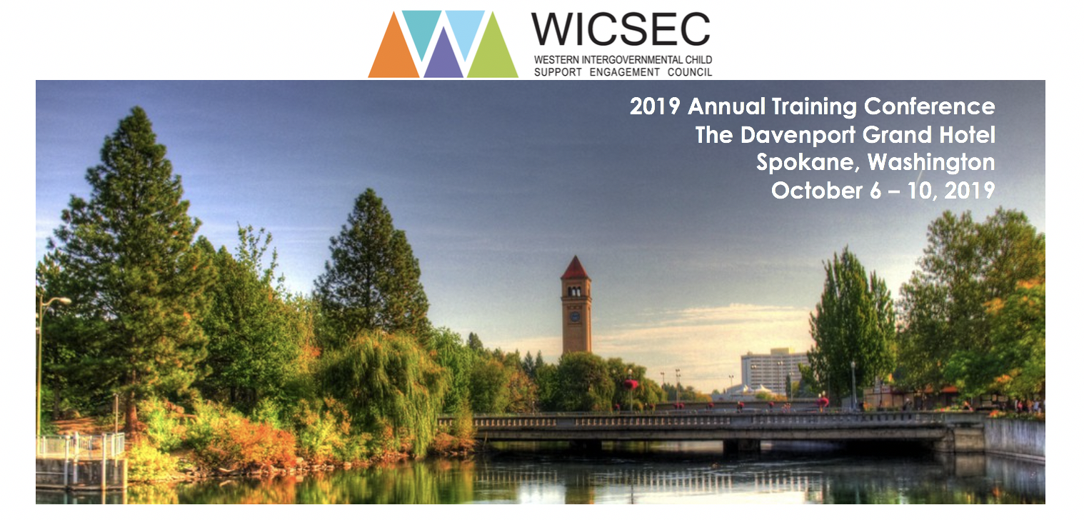 WICSEC 36th Annual Training Conference
