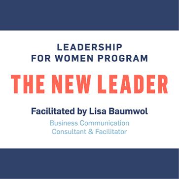 PCA011 - Leadership for Women Program 2020_Web Tile