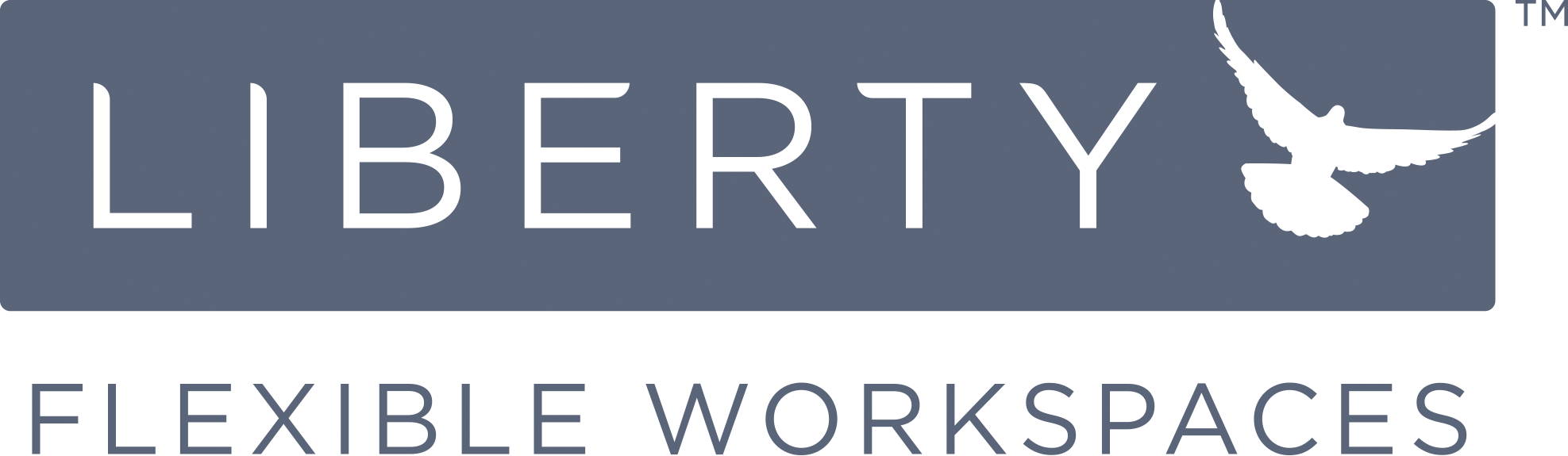Liberty logo strap RGB